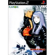The King Of Fighters 2000 Ps2 Japones