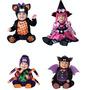 Disfraz Bebe Ni�o Ni�a Disfraces Halloween Dia De Brujas
