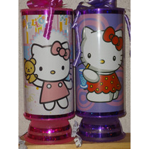 Hello Kitty Centros De Mesa Lamparas 1 Lampara Regalo