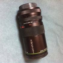 Objetivo Mont.k- Compatible Con Konica-f=80-200mm-telefoto.