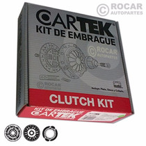 Kit Clutch Peugeot 307 2.0 2002 2003 2004 2005 2006 Ctk