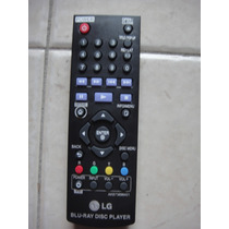 Control Lg Blue Ray Akb73896401 Original