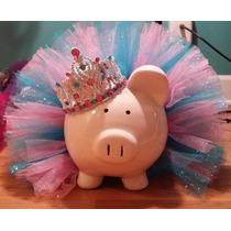 Tutus Disney Vestido Niña Peppa Pig Tutu Moño Halloween $600