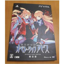 Operation Abyss Limitada Ps Vita Japonesa