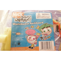 Los Padrinos Magicos Bote De Basura The Fairly Odd Parents
