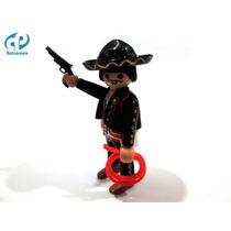 Playmobil Retromex Custom Charro