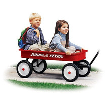 Carretilla Radio Flyer Classic Red Wagon