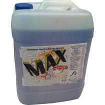 Detergente Líquido Baja Espuma Ropa De Color