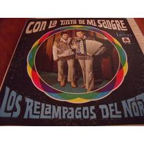 Lp Los Relampagos Del Norte, Envio Gratis