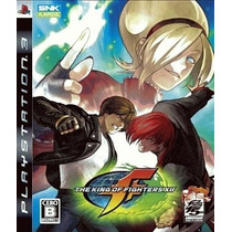 The King Of Fighters 7 Ps3 Japonesa