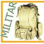 Mochila  Asalto Tactico Rudo Militar Backpack Campamento Hm4