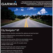 Mapa Garmin City Navigator Norte America 2017.20 Mapsource