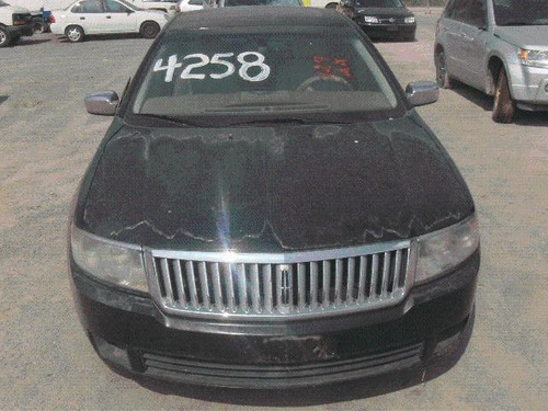 Lincoln MKZ 2009