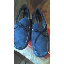 Zapatos Flexi 11 Mex 31 Mex 13 Us Casual Azul