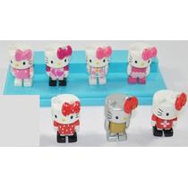 Hello Kitty Figuras Miniatura De Hospital Fresita Traje Clas