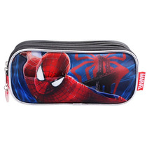 Lapicera Estuche Escolar Spider Man Hombre Araña Ruz 88112