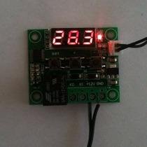 Termostato Electrónico Para Acuario Incubadora Invernadero
