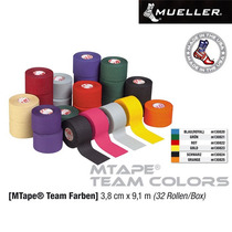 Tape De Colores Tela Adhesiva Tapin Mueller Colores
