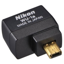 Nikon Wu1a Adaptador Inalambrico Camaras Wifi Reconstruido