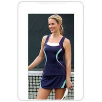 Tail Active Wear Set Deportivo 3 Pzas Tennis Yoga Fitness M