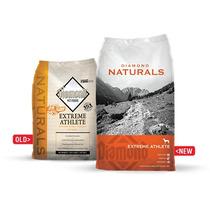 Alimento Diamond Naturals Perros Alto Desempeño 18.14 Kg