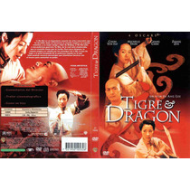 Dvd El Tigre Y El Dragon Crouching Tiger Hidden Dragon Chow