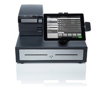Ncr Pos Sistema De Plata Caja Registradora Para Ipad O Iphon
