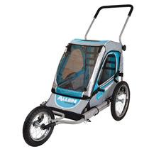 Carreola Allen Sports Remolque Para Bici Trailer Niños Hm4