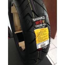 Llanta Shinko 100/90-19 Sr777 Harley Dyna, Sportster, Otras