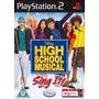 Playstation 2 High School Musical Sing It  Ps2 Juego Nuevo!!