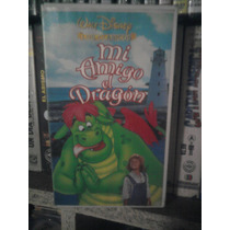 Vhs Mi Amigo El Dragón Walt Disney Anime Manga