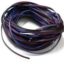 Evz 4 Color Rgb 10m Línea De Cable De Extensión Para La Tira