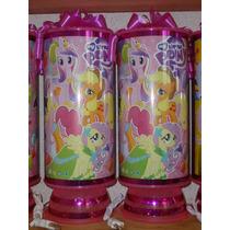 My Little Pony Centros De Mesa, Recuerdos, Lamparas, 1regalo