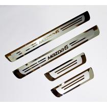 Estribos Metalicos Mazda 6 2014