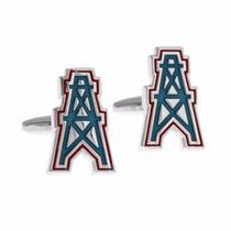 Mancuernillas Football Americano Petroleros Houston Nfl