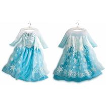 Disfraz Reina Elsa Frozen Original Disney Store