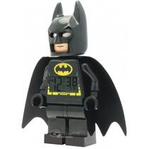 Lego Batman Reloj Despertador Dc Comics Super Heroes Nuevo !