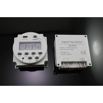 Temporizador Switch Programable 24v 16a, Cn101a, Nuevo