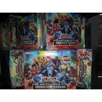 Yugioh-ideaxcomics-caja De Sobres De Battle Pack 3