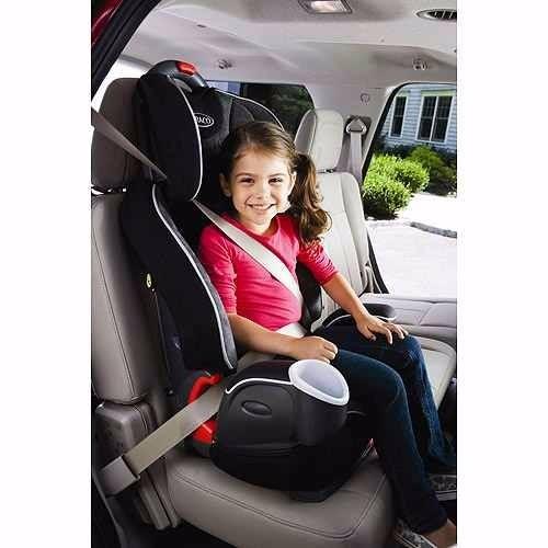 Nuevo seguro y comodo graco nautilus 3 en 1 silla para for Silla para auto 8 anos