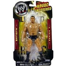 Wwe Lucha Libre Havoc Unleashed Batista Animal 16cm
