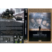 Dvd Rescatando Al Soldado Ryan Saving Private Ryan Tom Hanks