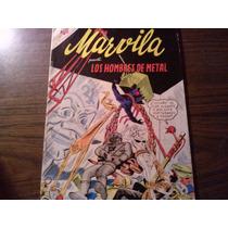 Comic De Marvila, Editorial Novaro