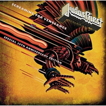Judas Priest Screaming For Vengeance - Special 30th Annivers