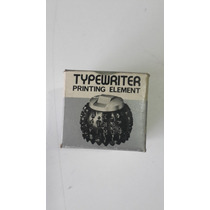 Esfera De Escritura Para Maquina Brother Electrica