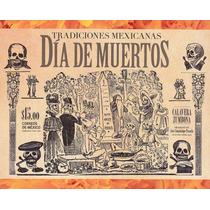 México : Hoja Tradiciones Mexicanas, Día Muertos 2013 , Op4