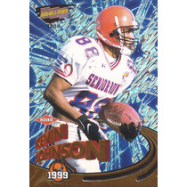 1999 Revolution Rookie Kevin Johnson Wr Browns