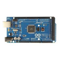 Arduino Mega 2560+cable Usb+dupont+leds+pot+sensor