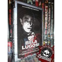 Bela Lugosi Collection Pack 4 Films Esp Terror Imp Europa