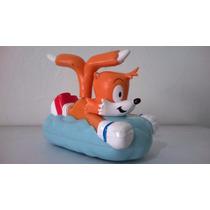 Tails Sonic Videojuego Burger King Sega Vintage